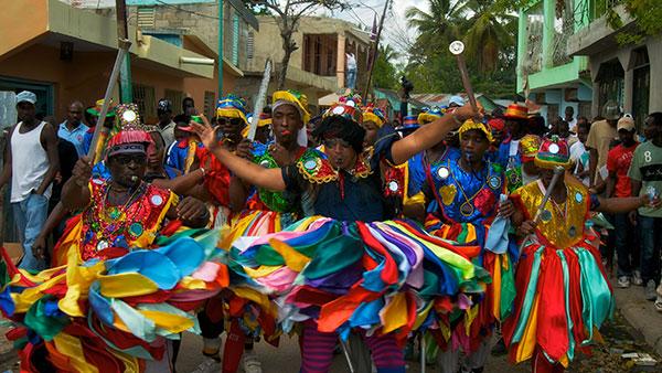 Haitian Folk Music - Rara Dance