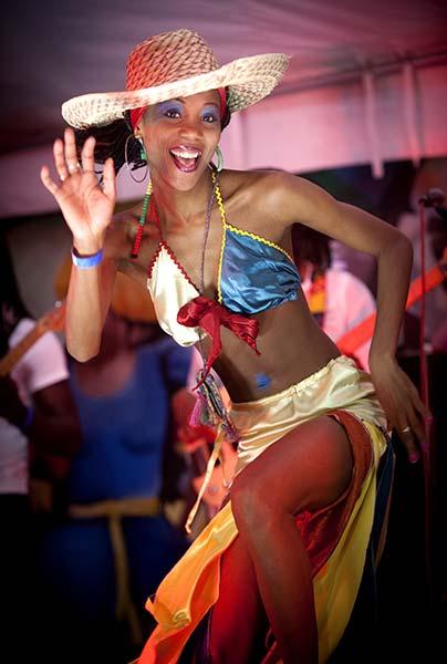 Popular Haitian Music