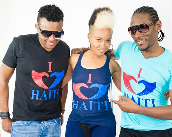 KLASS I Love Haiti