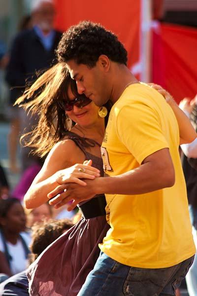 Meringue Dance